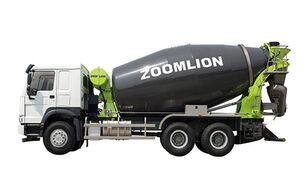 новый автобетоносмеситель Zoomlion  на шасси HOWO