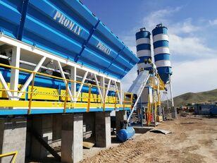 новый бетонный завод PROMAX Compact Concrete Batching Plant C100-TWN-LINE (100m3/h)