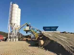 новый бетонный завод PROMAX Mobile Betonmischanlage  PROMAX M60 (60m³/h)