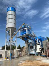 новый бетонный завод Plusmix 60m³/Hour MOBILE Concrete Plant - BETONNYY ZAVOD