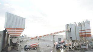 новый бетонный завод SEMIX   240 m³/ h