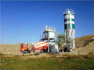 новый бетонный завод SEMIX Compact 60