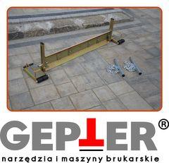 новая машина для укладки тротуарной плитки GEPTER LTL250