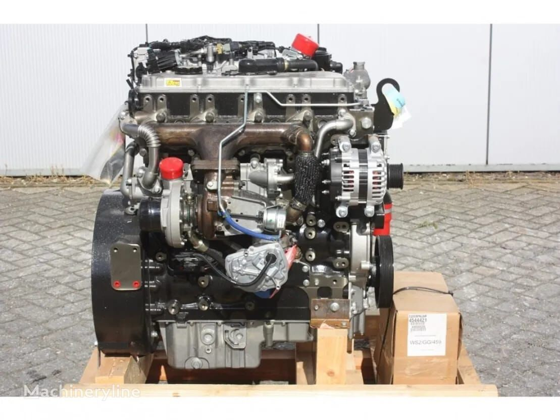 двигатель CATERPILLAR C4.4 для катка CATERPILLAR