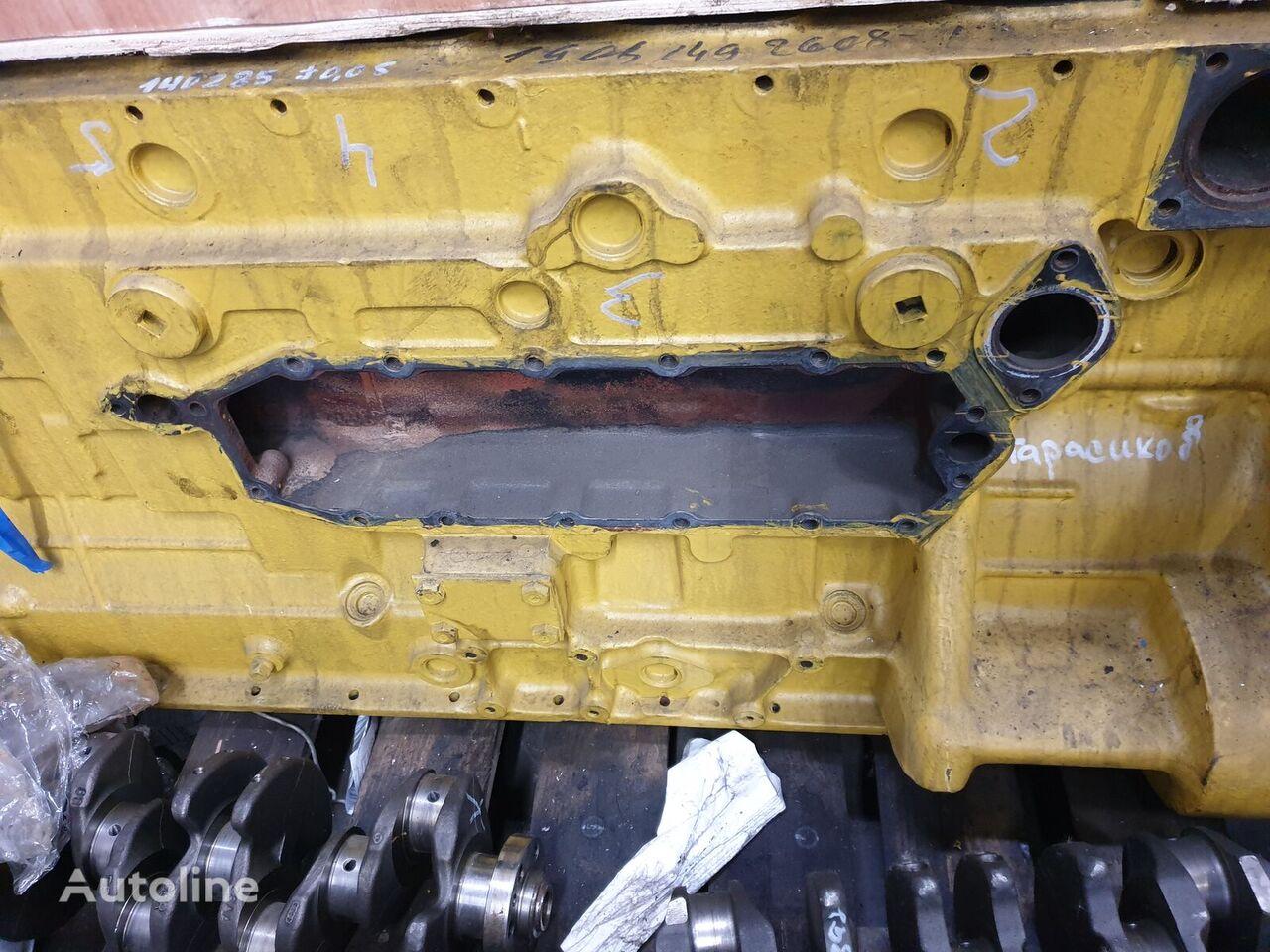 двигатель KOMATSU (S6D125E-2) для бульдозера KOMATSU D65PX-12