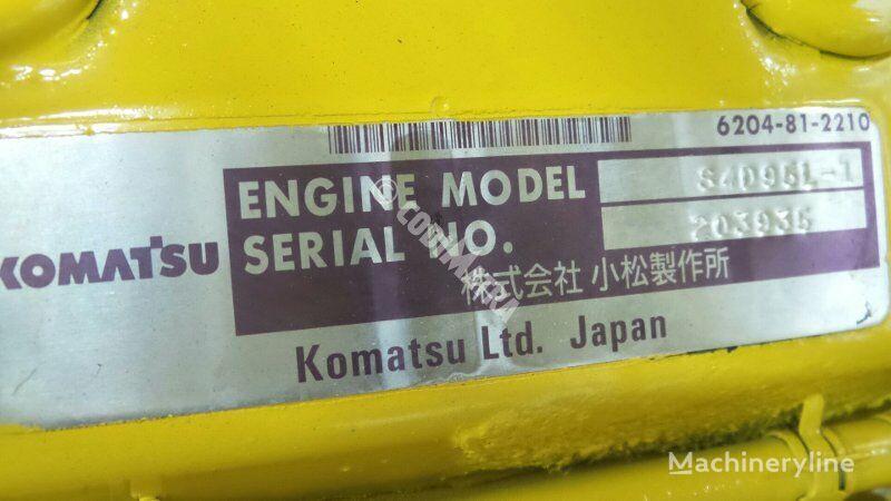 двигатель KOMATSU Moteur thermique s4d95l-1 для экскаватора KOMATSU PW130-6